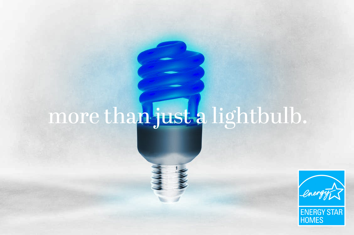 Energy Start Homes - More than Just a lightbulb