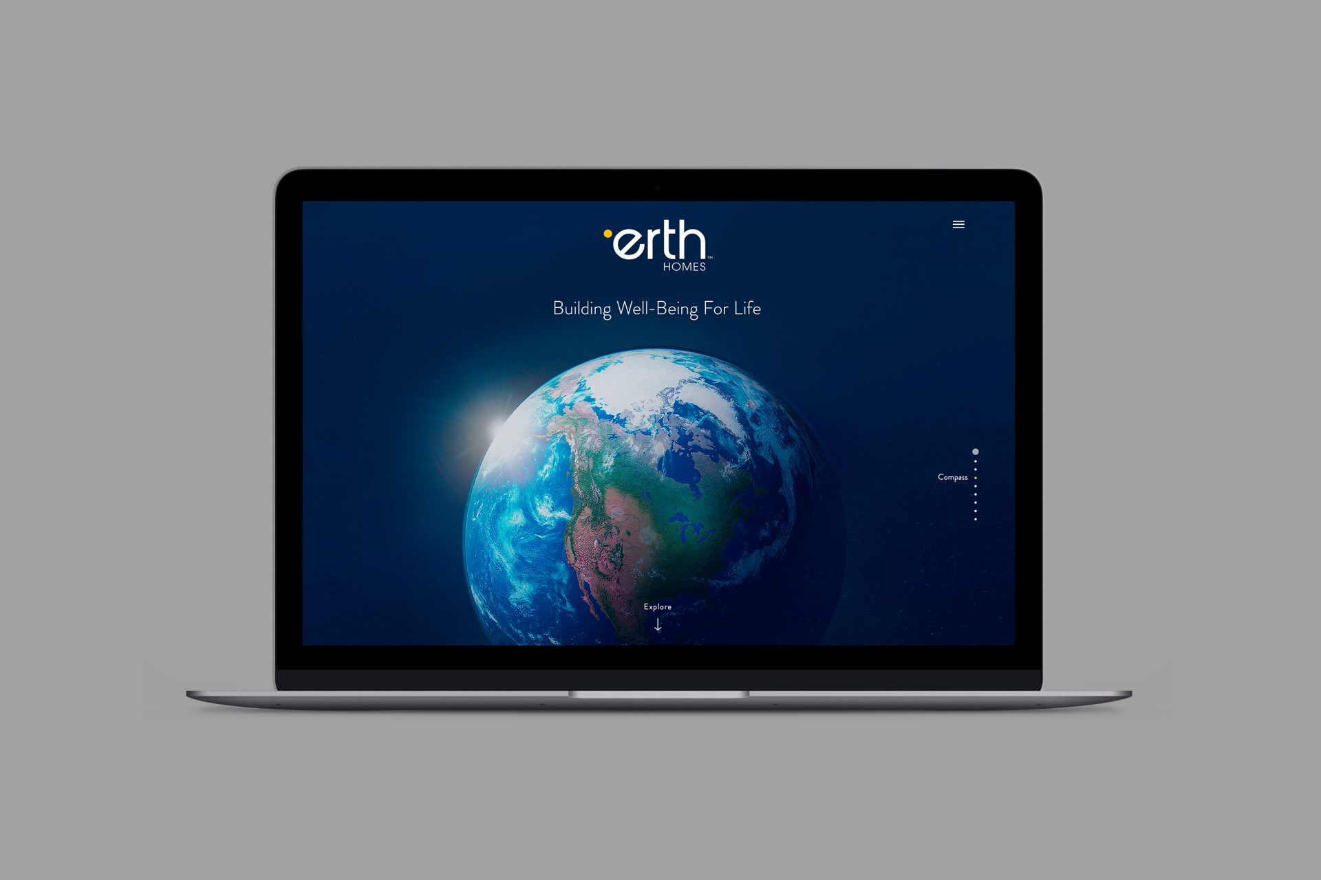 ERTH.com ERTH Homes Website